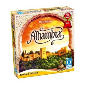 Настолна игра Alhambra