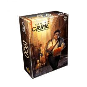 Настолна игра Chronicles of Crime - 1900