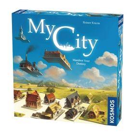 Настолна игра My City