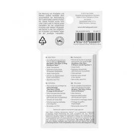 Протектори за карти Ultimate Guard - Premium Soft Mini X-Wing, 43x65мм, прозрачни, 50бр