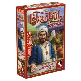 Настолна игра Istanbul - The Dice Game