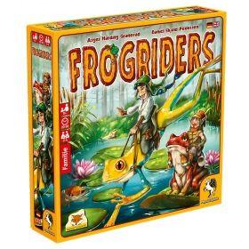 Настолна игра Frogriders