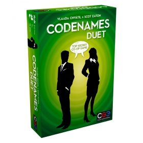 Настолна игра Codenames - Duet