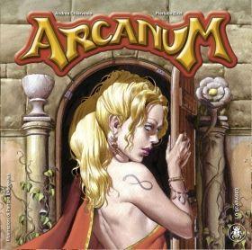 Настолна игра Arcanum