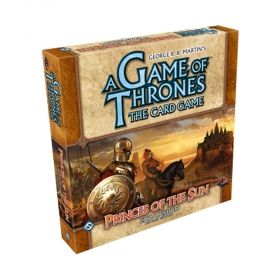 Разширение за A Game of Thrones - Princes of the Sun