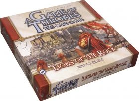 Разширение за A Game of Thrones – Lions of the Rock