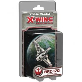 STAR WARS: X-WING Miniatures Game - ARC-170 Expansion