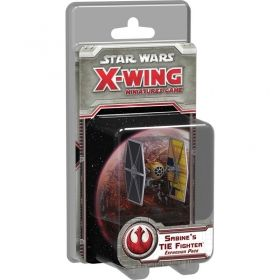 STAR WARS: X-WING Miniatures Game - Sabine's TIE Fighter Expansion