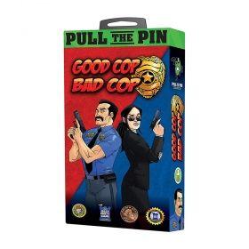 Настолна игра Good Cop Bad Cop (Third Edition)