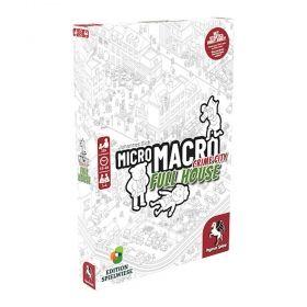 Настолна игра MicroMacro - Crime City – Full House