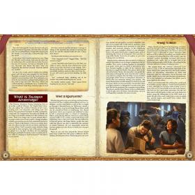 Ролева игра Talisman - Adventures - Core Rulebook
