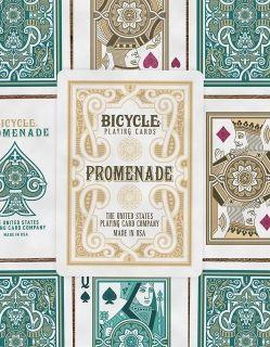 Карти за игра Bicycle - Promenade