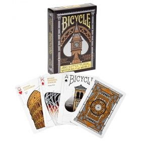 Карти за игра Bicycle - Architectural Wonders of the World