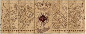 Пъзел от 1000 части The Noble Collection - Хитроумната карта