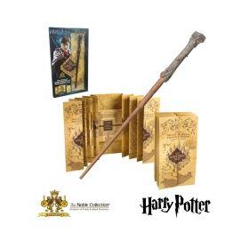 Магическа пръчка The Noble Collection - Пръчката на Хари и Хитроумната карта