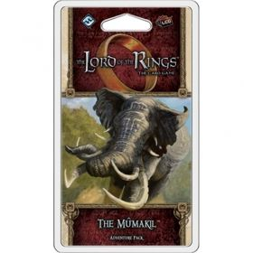 THE LORD OF THE RINGS - The Mumakil - Adventure Pack 1, Cycle 7