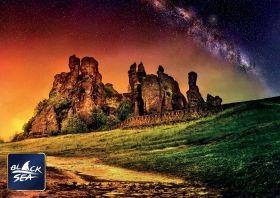Пъзел от 1000 части Black Sea Puzzles - Белоградчишките скали, Силвия Йорданова