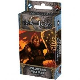 The LORD Of The RINGS The Card Game - ASSAULT ON OSGILIATH - Adventure Pack 4