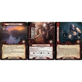 THE LORD OF THE RINGS - The Road Darkens Nightmare Decks
