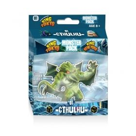 KING OF TOKYO/NEW YORK: MONSTER PACK - CTHULHU