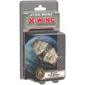 STAR WARS: X-WING Miniatures Game - Scurrg H-6 Bomber Expansion
