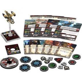 STAR WARS: X-WING Miniatures Game - Auzituck Gunship Expansion