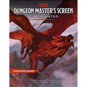 Допълнение за Dungeons&Dragons - Dungeon Master's Screen