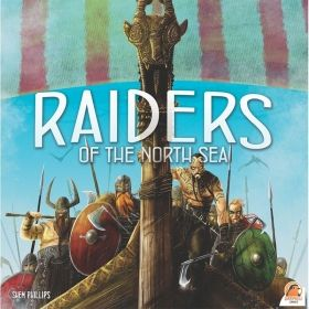 Настолна игра Raiders of the North Sea