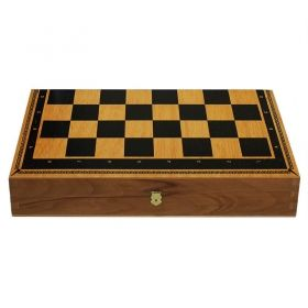 Шах и табла, дизайн Modafi, голям размер