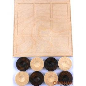 Комплект за морски шах с 8 пула