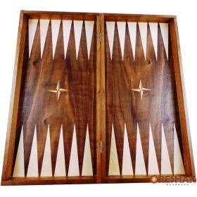 Кутия за табла с дърворезба Кукери 48/48