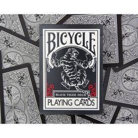 КАРТИ ЗА ИГРА BICYCLE BLACK TIGER
