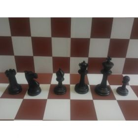 Шах фигури дизайн Стаунтон 6 леки