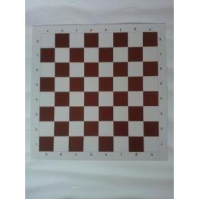 Шах дъска картонена