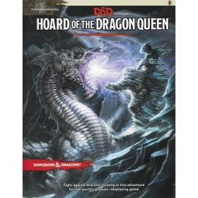 Ролева игра Dungeons&Dragons - Hoard of the Dragon Queen