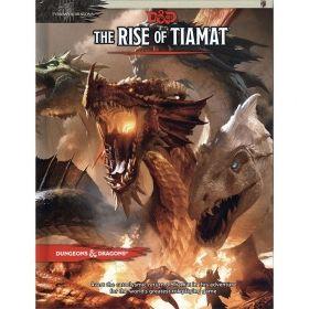 Ролева игра Dungeons&Dragons - The Rise of Tiamat