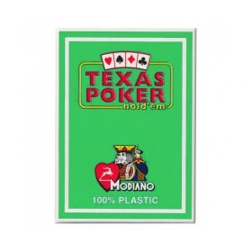 Покер Карти Modiano Golden Trophy син