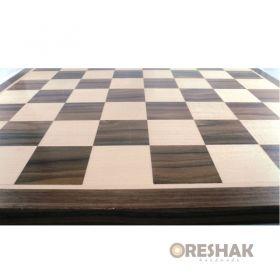 Дъска за шах сгъваема пластик 50/50
